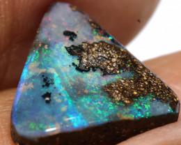 4.95 cts boulder opal polished cut stone  TBO-A3309
