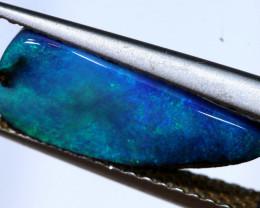 1.95 cts boulder opal polished cut stone  TBO-A3319