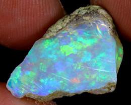 10cts Natural Ethiopian Welo Rough Opal / PA25