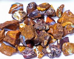 357.16 Carats Yowah Opal Rough Parcel ANO-1825
