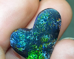 Amazing Stuning Special Boulder Black Matrix opal.cek Video