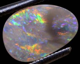 1.10cts   Dark Opal Stone Lightning Ridge  AOH-359