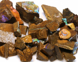 500cts Boulder Opal Rough Parcel ADO-8712-ADOPALS