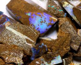 500cts Boulder Opal Rough Parcel ADO-8720