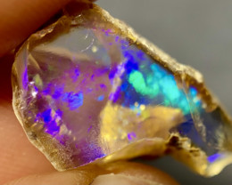 Newly Discovered Honduras Crystal Opal Rough