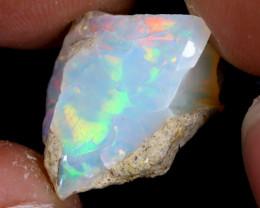 9cts Natural Ethiopian Welo Rough Opal / PA54