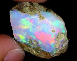 11cts Natural Ethiopian Welo Rough Opal / PA64