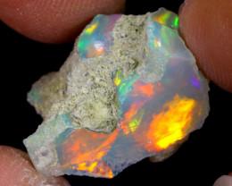 8cts Natural Ethiopian Welo Rough Opal / PA84