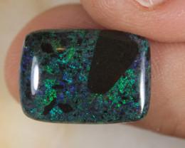 NO RESERVE!! Andamooka Matrix opal [33595] 53FROGS