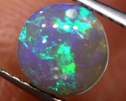 N6-  0.90 cts dark opal stone lightning ridge  TBO-A3396