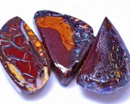 71.37 Carats Yowah Opal Rough Parcel ANO-1867