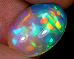 5.39cts Natural Ethiopian Welo Opal / UX06