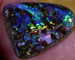 11.25crts Boulder opal stone(q45)