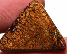 Koroit Boulder Opal Stone AOH-391 - australianopalhunter