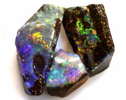 8.80cts boulder opal pre-shaped rub parcel ado-8760