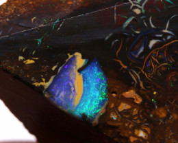 Koroit Opal Faced Rough 208  cts  DO-2012