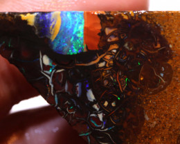 Koroit Opal Faced Rough 225  cts  DO-2014