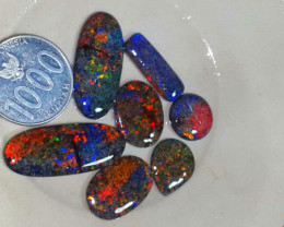 See Video 5/5 PARCEL FIREWORK ANDAMOKA MATRIX HIGH QUALITY OPAL.