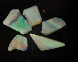 16.3 Ct Mintabie Opal Parcel
