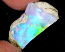 8cts Natural Ethiopian Welo Rough Opal / WR7588