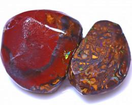 33.47 Carats Yowah Opal Pre Shaped Rough Parcel ANO-1913