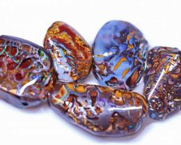 50.13 Carats Yowah Opal Pre Shaped Rough Parcel ANO-1919