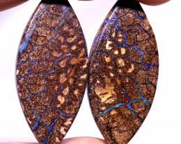 109 CTS QUALITY BOULDER OPAL PAIR EO-1011