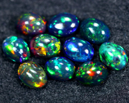 SMOKED WELO OPAL  8.66cts Parcel Lot  Opal / BF7141