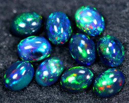 SMOKED WELO OPAL  8.77cts Parcel Lot  Opal / BF7145