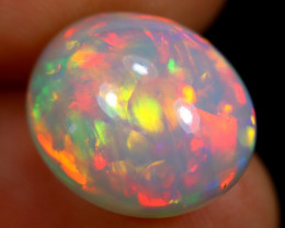 5.80cts Natural Ethiopian Welo Opal / BF7102