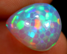 3.95cts Natural Ethiopian Welo Opal / BF7104