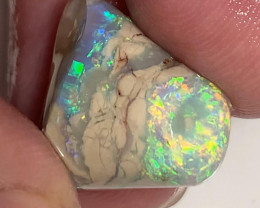 Magnificent Gem Quality Bright Multicolour Nobby - Rough/ Rub , Needs to Be