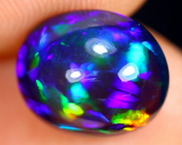 2.43cts Natural Ethiopian Smoked Welo Opal / BF7073