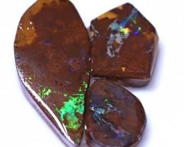 33.73 Carats Yowah Opal Pre Shaped Rough Parcel ANO-1923