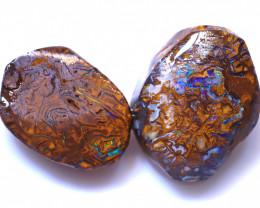 17.01 Carats Yowah Opal Pre Shaped Rough Parcel ANO-1936
