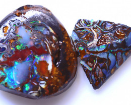 13.72 Carats Yowah Opal Pre Shaped Rough Parcel ANO-1939