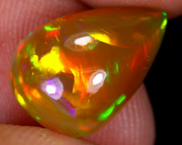 4.30cts Natural Ethiopian Welo Opal / UX195