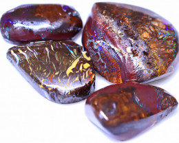 203.61 Carats Yowah Opal Pre Shaped Rough Parcel ANO-1942