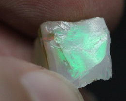 Natural 6.3ct Ethiopian Welo Rough Opal #REO348