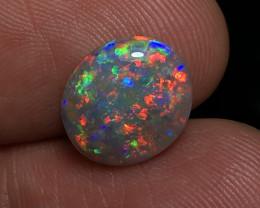 3.71ct Lightning Ridge Crystal Opal FM526
