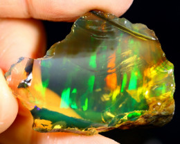 48cts Ethiopian Crystal Rough Specimen Rough / CR4182