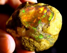 227cts Ethiopian Crystal Rough Specimen Rough / CR4187