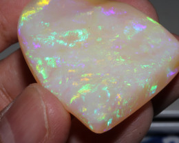 111 cts brazilian opal extra green