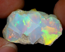 9cts Natural Ethiopian Welo Rough Opal / WR7691