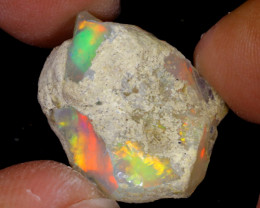 18cts Natural Ethiopian Welo Rough Opal / WR7742