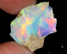 6cts Natural Ethiopian Welo Rough Opal / WR7781