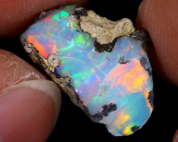 7cts Natural Ethiopian Welo Rough Opal / WR7789