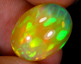 5.42cts Natural Ethiopian Welo Opal / UX259