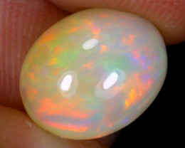 2.94cts Natural Ethiopian Welo Opal / UX306