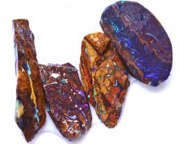 20.68 Carats Yowah Opal Pre Shaped Rough Parcel  ANO-1983